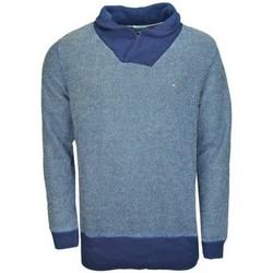 Vêtements Homme Pulls Tommy Hilfiger Pull éponge Tommy Hilfiger bleu marine pour homme Bleu