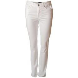 Vêtements Femme Pantalons Gaastra Pantalon  blanc pantacourt pour femme Blanc