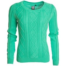 Pulls Gaastra Pull  vert ironclad pour femme