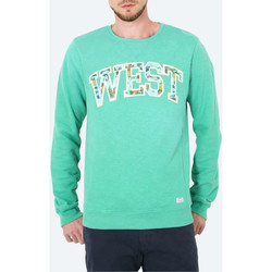 Vêtements Homme Sweats Scotch & Soda Sweat  Vert Vert