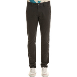 Pantalons Selected Pantalon Three Paris  Anthracite