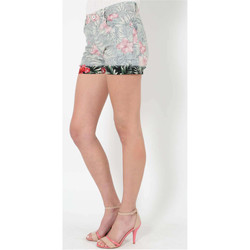 Vêtements Femme Shorts / Bermudas April 77 Short Rollins Tallulah  Vert Fushia Vert