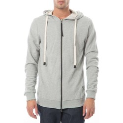 Vêtements Homme Sweats Religion Veste A Capuche Burlington  Gris Gris
