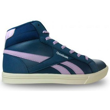 Chaussures Fille Baskets montantes Reebok Sport Chaussure enfant Royal Complete 2MS Marine