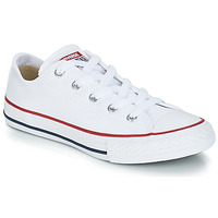 9de5518aabd93 Chaussures Enfant Baskets basses Converse CHUCK TAYLOR ALL STAR CORE OX  Blanc Optical