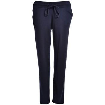 Vêtements Femme Pantalons Tommy Hilfiger Pantalon de survet  bleu marine Trudy pour femme Bleu marine