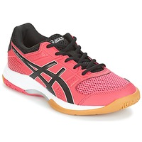 Chaussures Femme Sport Indoor Asics GEL-ROCKET 8 Rose