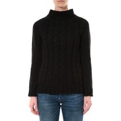 Vêtements Femme Pulls De Fil En Aiguille Pull Farfalla Noir Noir