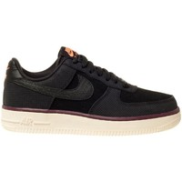 Chaussures Femme Baskets basses Nike Air Force 1 High 07 Suede Noir