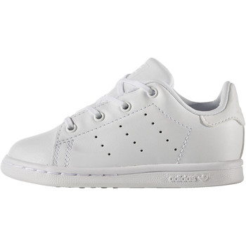 Chaussures Garçon Baskets basses adidas Originals Chaussure Stan Smith white