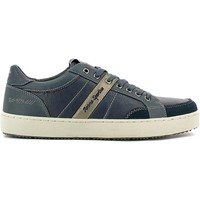 Chaussures Homme Baskets basses Lotto S4823 Sneakers Man Bleu Bleu