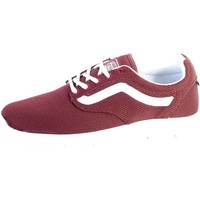 Chaussures Femme Baskets basses Vans Basket  ISO 1,5 Port Royale Rouge