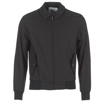 Vêtements Homme Blousons Casual Attitude HIBERNA Noir