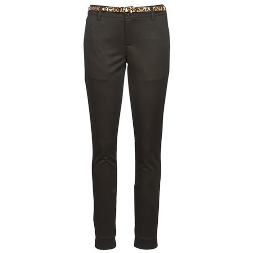 Vêtements Femme Pantalons 5 poches Betty London IGRIBANO Noir