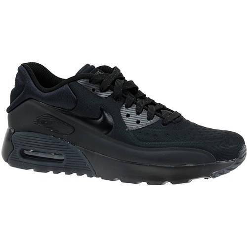 Chaussures Enfant Baskets mode Nike Air Max 90 Ultra GS 844599-008 Black