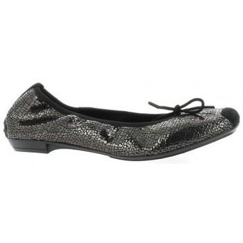 Chaussures Femme Ballerines / babies Elizabeth Stuart Ballerines cuir laminé Noir