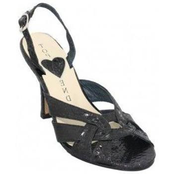 Chaussures Femme Sandales et Nu-pieds Top End a42topend001 noir