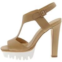 Chaussures Femme Sandales et Nu-pieds Bruno Premi F3402 Sandale Femme naturel naturel