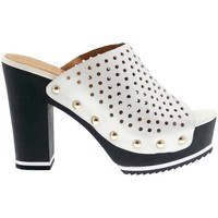 Chaussures Femme Sabots Bruno Premi F5101 Nu-Pieds Femme blanc blanc