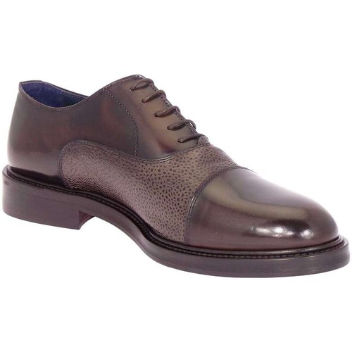 Chaussures Homme Richelieu J.b.willis 854-16 Brun foncé