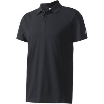 Vêtements Homme Polos manches courtes adidas Performance Polo  Essentials Base noir