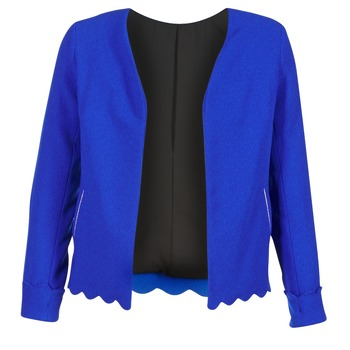 Vêtements Femme Vestes / Blazers Betty London GABRIELA Bleu