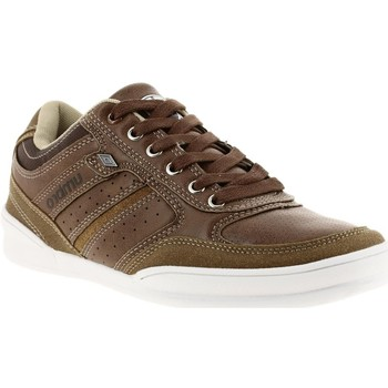 Chaussures Homme Baskets basses Umbro 537421 marron