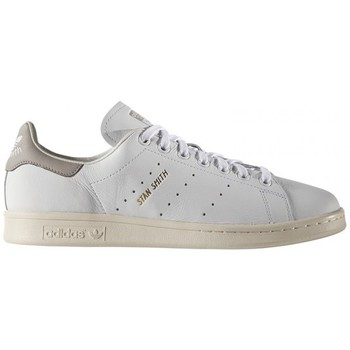 Chaussures Homme Tennis adidas Originals STAN SMITH / BLANC Blanc