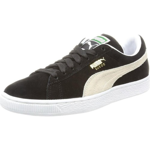 Chaussures Femme Baskets basses Puma 352634 f noir