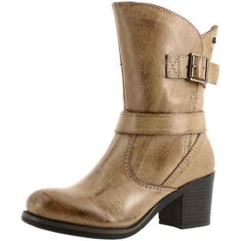 Chaussures Femme Bottines Maria Mare 68631 caramel