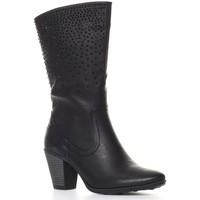 Chaussures Femme Bottes Maria Mare 68688 noir