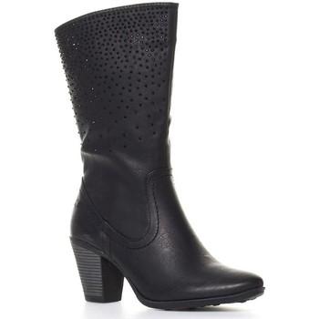 Chaussures Femme Bottines Maria Mare 68688 noir