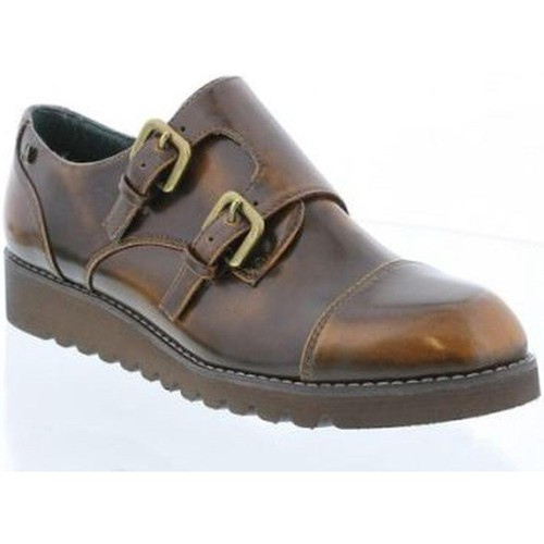 Chaussures Femme Derbies Maria Mare 68622 marron