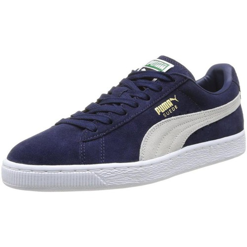 Chaussures Homme Baskets basses Puma 356658 h bleu