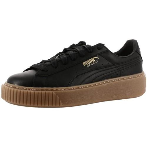 Chaussures Femme Baskets basses Puma 364040 noir