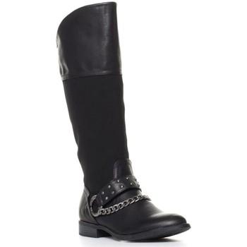 Chaussures Femme Bottes Maria Mare 68568 noir