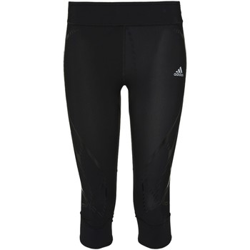 Vêtements Femme Leggings adidas Performance Tight adizero Sprintweb 3/4 Noir