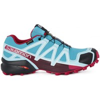 Chaussures Femme Running / trail Salomon SPEEDCROSS 4 GTX W Bicolore
