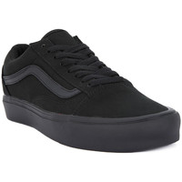 Chaussures Homme Baskets basses Vans OLD SKOOL LITE Nero