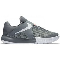 Chaussures Homme Baskets basses Nike Chaussure de Basketball  Zoom Live 2017 gris