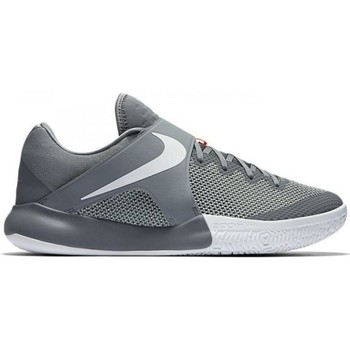 Chaussures Homme Baskets basses Nike Chaussure de Basketball  Zoom Live 2017 gris Multicolor