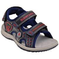 Sandales et Nu-pieds Superjump 2444 Velcro Sandales