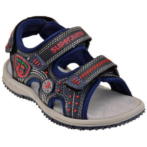 Chaussures Garçon Sandales et Nu-pieds Super Jump 2444 Velcro Sandales
