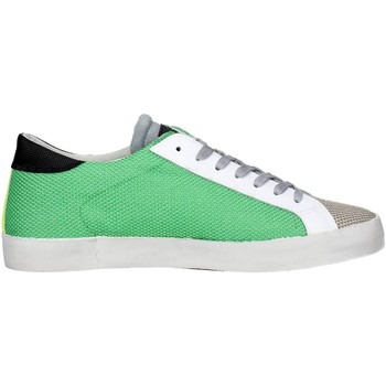 Chaussures Homme Baskets basses Date D.a.t.e. HILL LOW-99 Petite Sneakers Homme Vert Vert