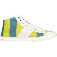 Chaussures Femme Baskets basses Date TENDER HIGH-93 Jaune