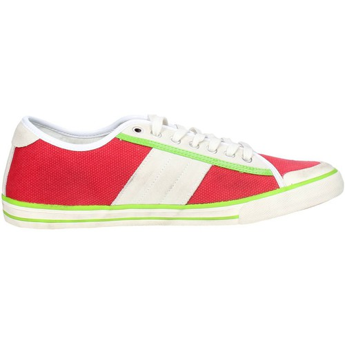 Chaussures Femme Baskets basses Date TENDER LOW-37 Rouge