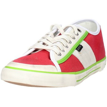 Chaussures Homme Baskets basses Date TENDER LOW-37 Rouge