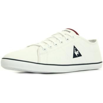 Chaussures Homme Baskets basses Le Coq Sportif Slimset Canvas blanc