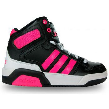 Chaussures Fille Baskets montantes adidas Originals Baskets montantes enfant fille BB9TIS noir