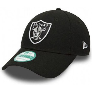 Accessoires textile Casquettes New Era Casquette New Era 940 Oakland Raiders The League 9Forty NFL Noir